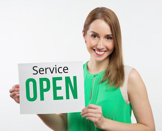 service-check Kontakt